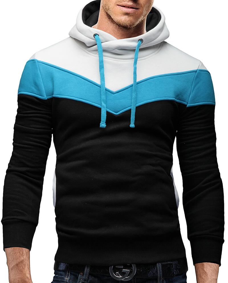 Merish-Kapuzenpullover-Hoodie-Pullover-Jacke-Sweatjacke-Sweatshirt-Sweats-MIX